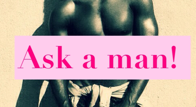 ask a man banner